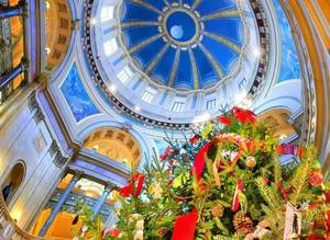 holiday rotunda
